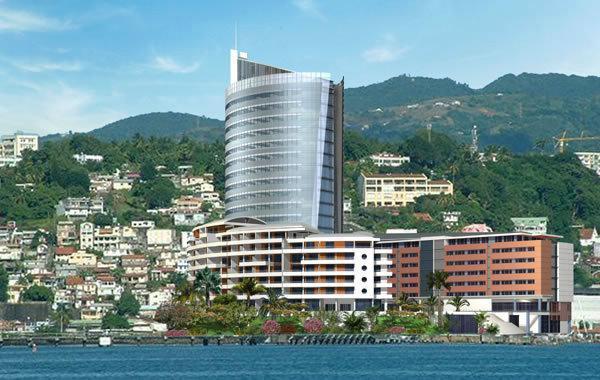 La Pointe Simon, un exemple de coopération caribéenne