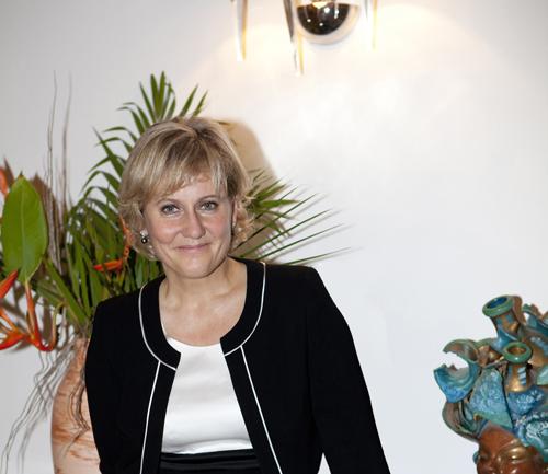 DOSSIER FORMATION : L'État et  les Régions  s'engagent – Rencontre avec Nadine Morano