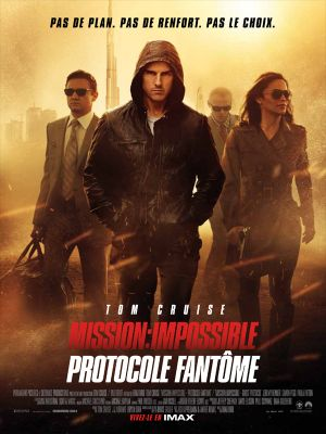 Mission Impossible IV : cartoon indestructible
