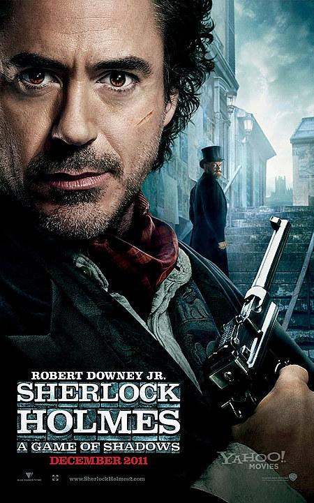 Sherlock Holmes 2 : le bruit et la laideur