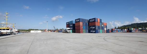 Les ports d'Outre-mer font leur révolution