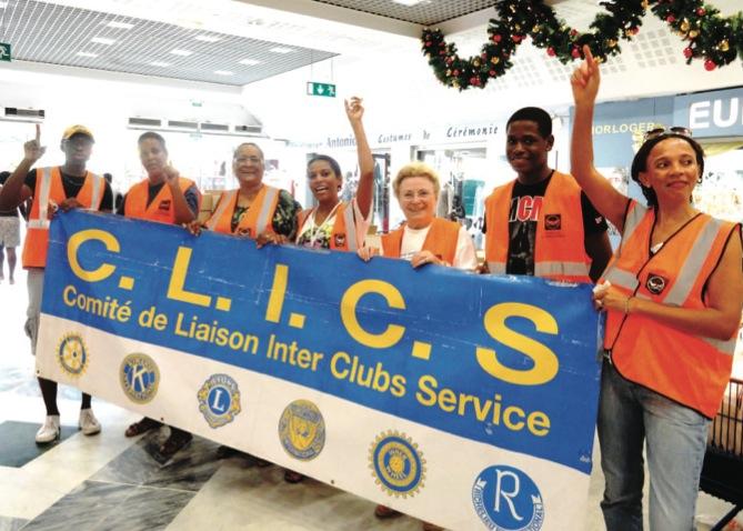 La solidarité à portée de « CLICS »