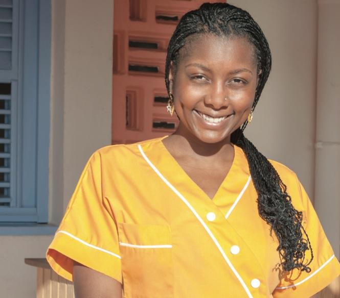 Mélina SALOMON : Entreprendre pour le bien-être de tous