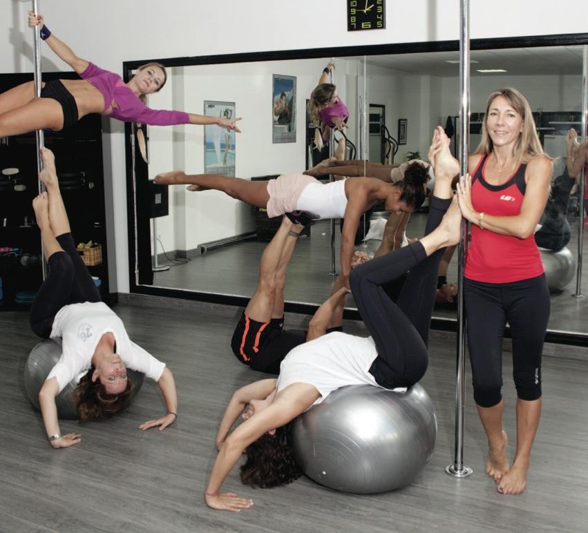 Power Gym, la petite salle de sport qui monte
