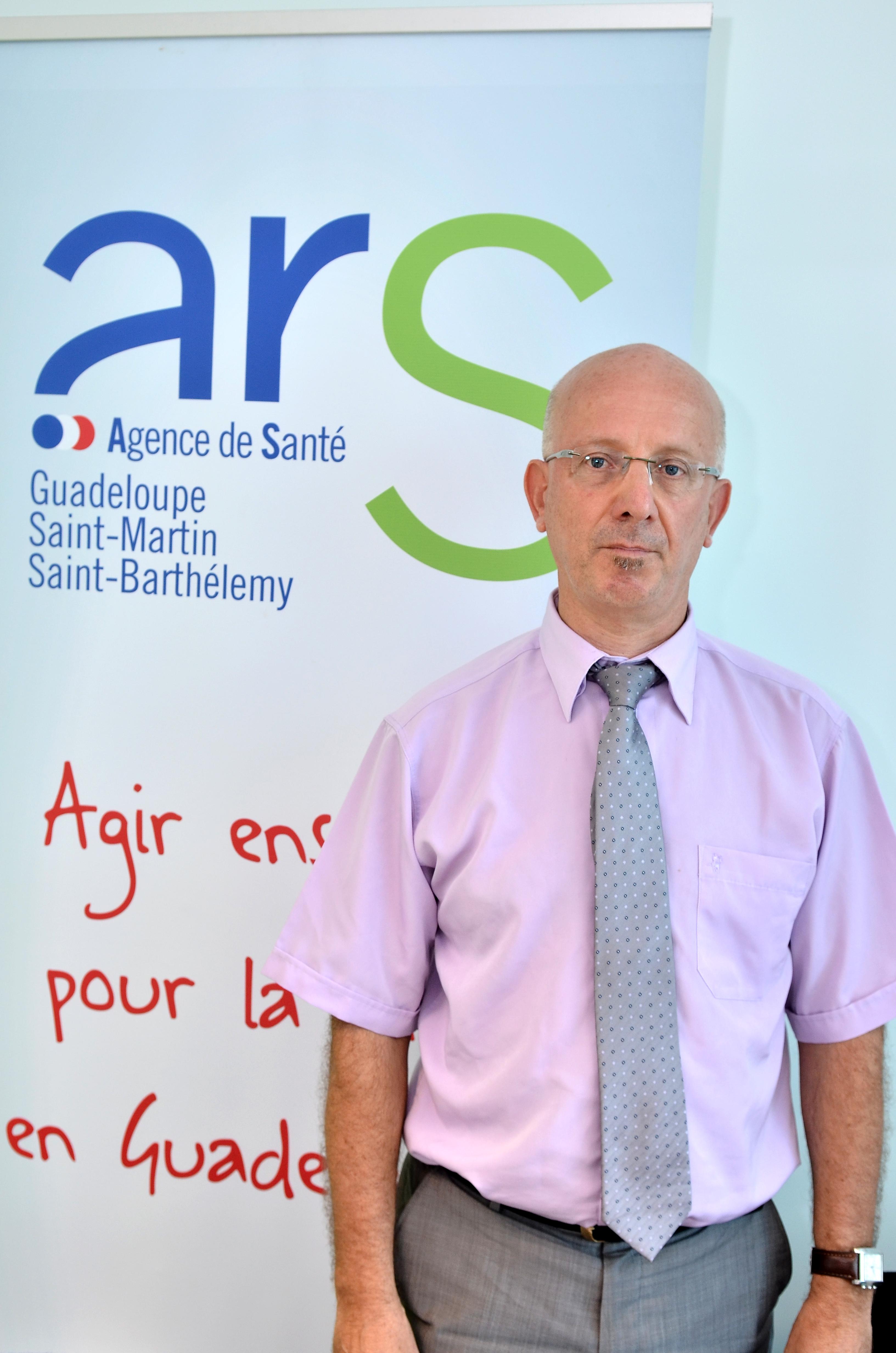 ARS : Patrice Richard dévoile sa feuille de route
