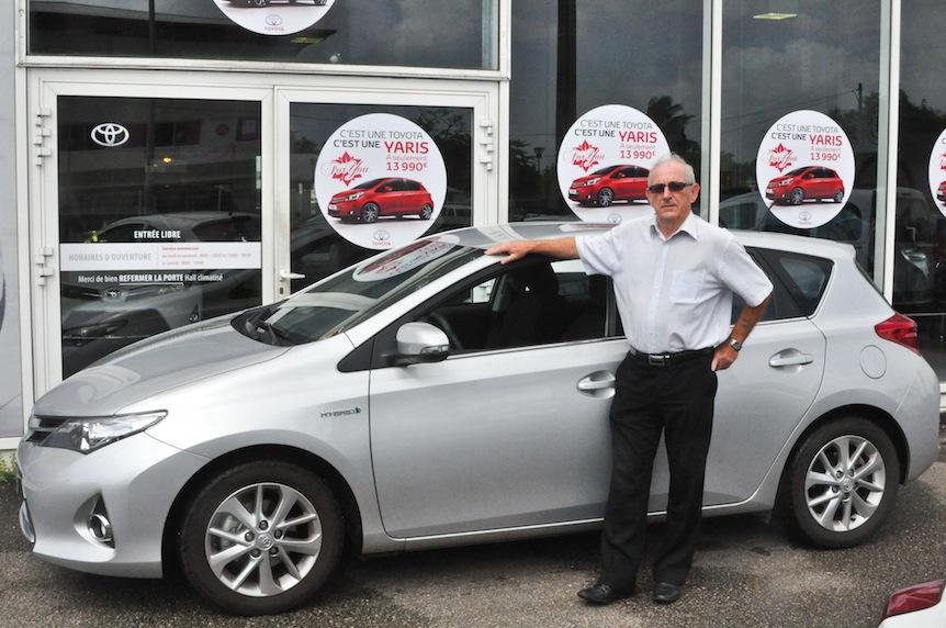 NCCIE Guyane : Toyota a vendu 6 millions d'Hybrides