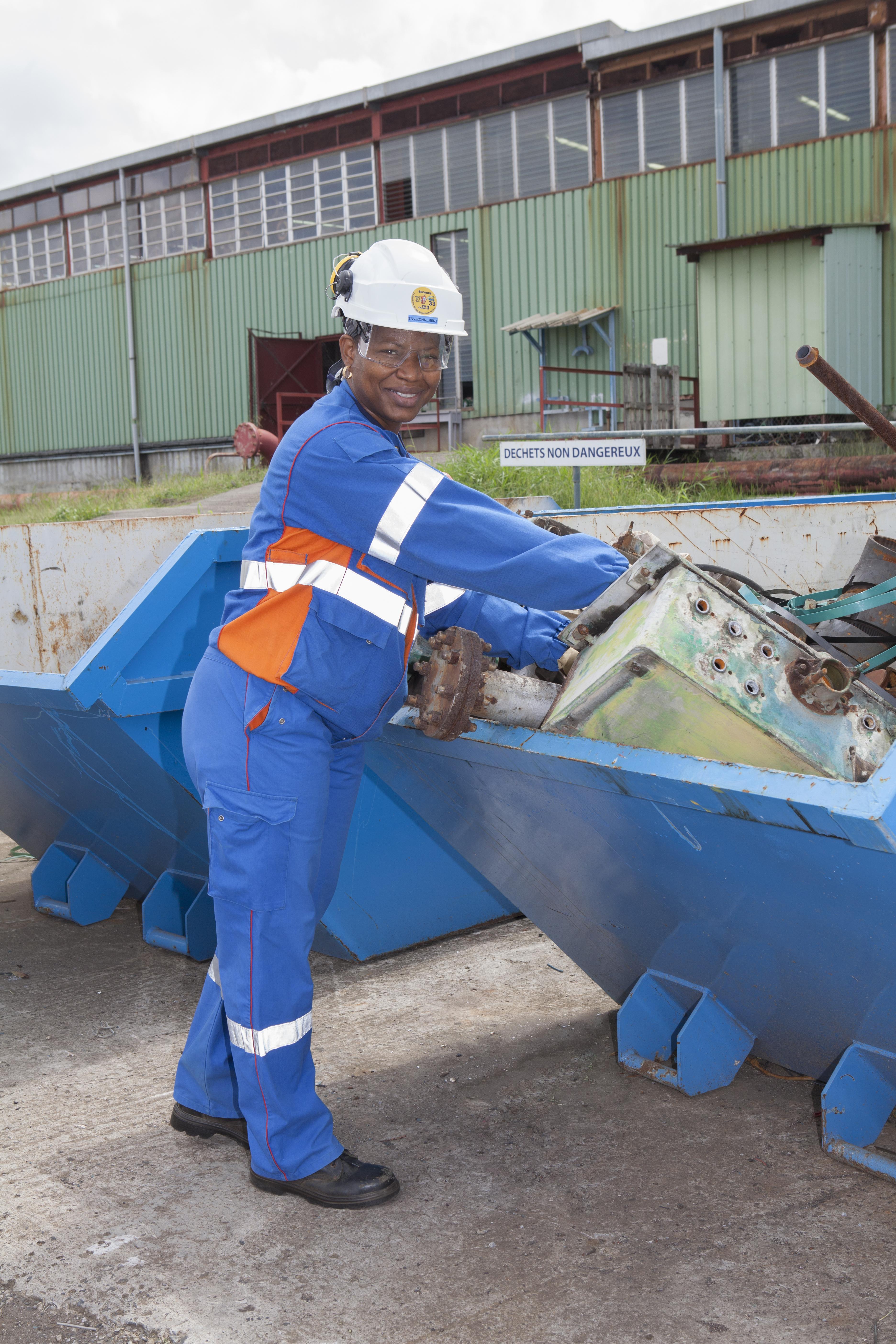 Au cœur de la gestion des déchets de la SARA