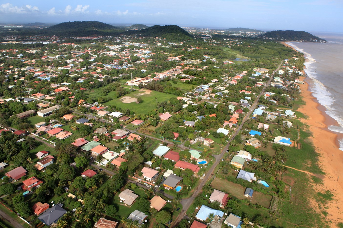 Lanie Clodion : Le recyclage, un nouveau défi pour la Guyane