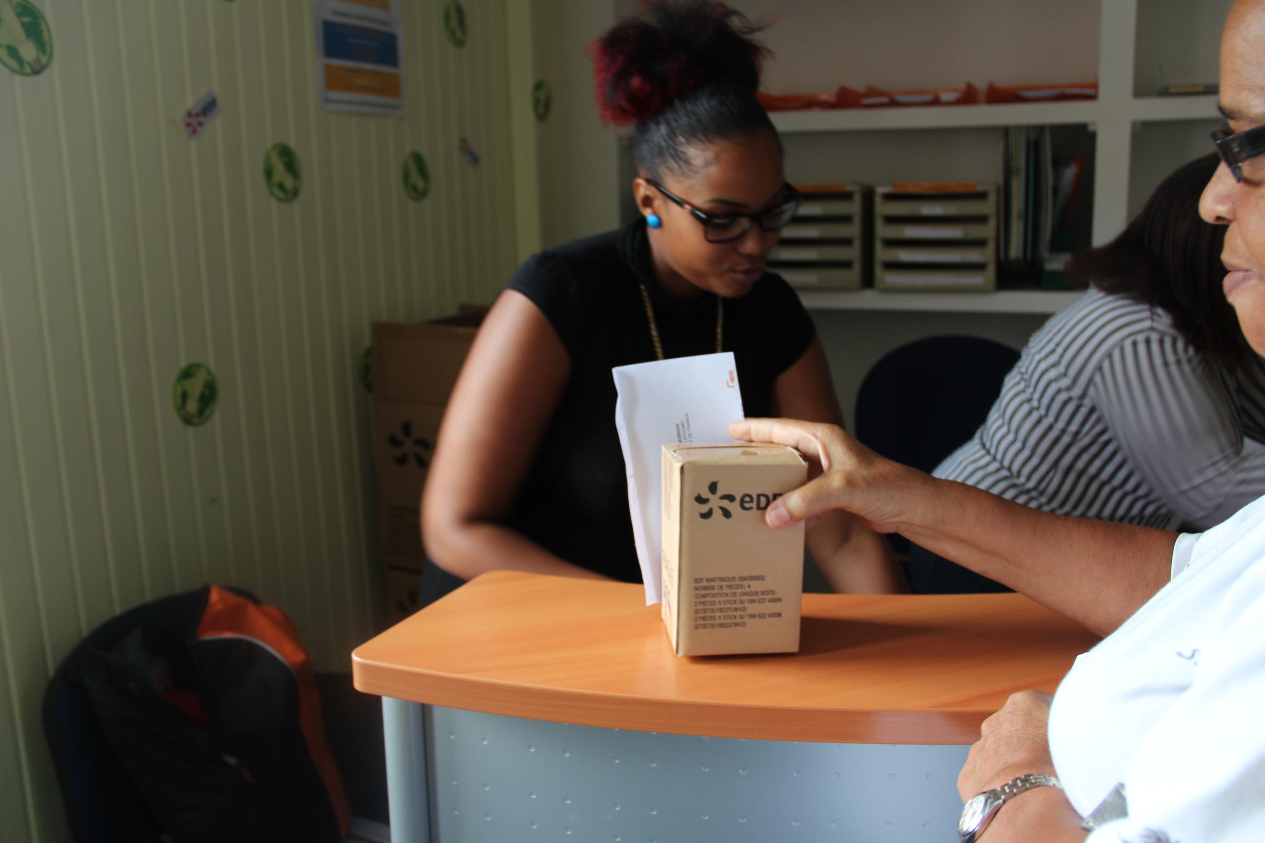 Solidarité Martinique : EDF s'engage