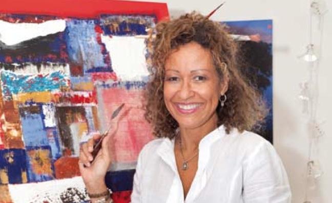 Dominique Marajo La vie, ses couleurs, son cœu