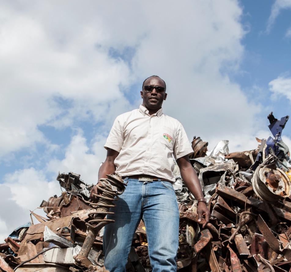MétalDom : Redonner vie aux métaux usagers