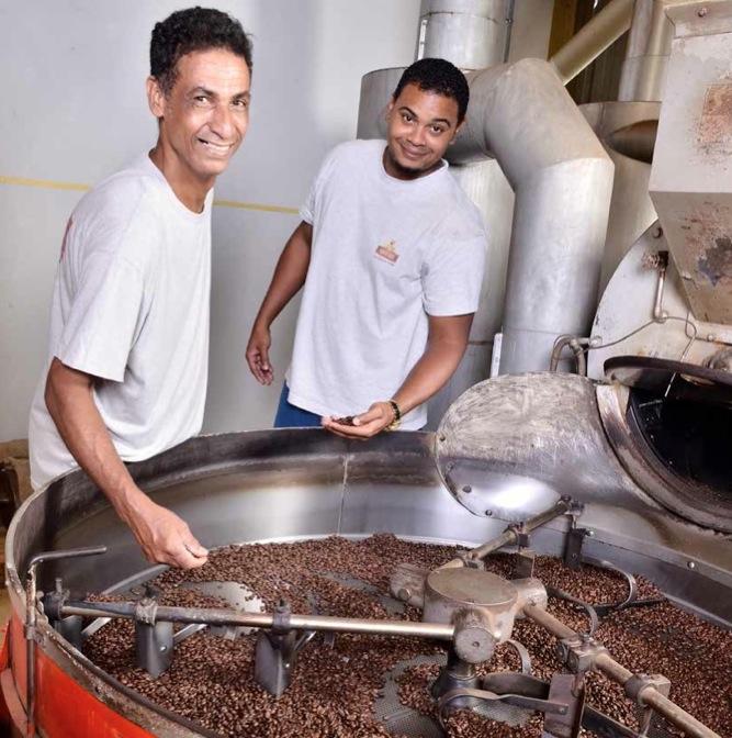 Les Cafés Edouard,toute l'âme des Antilles