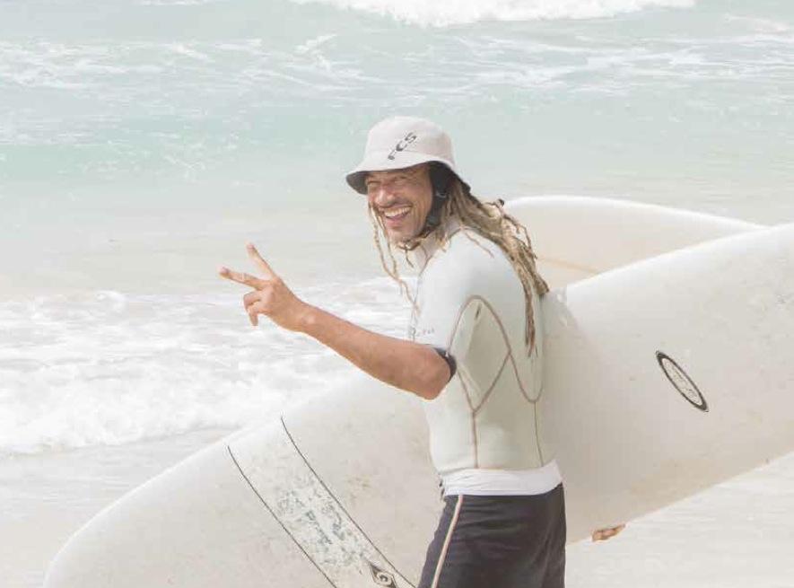 """DOSSIER – Poyo Surf Club : Le """"Surf pour tous"""" selon Cyrill"""