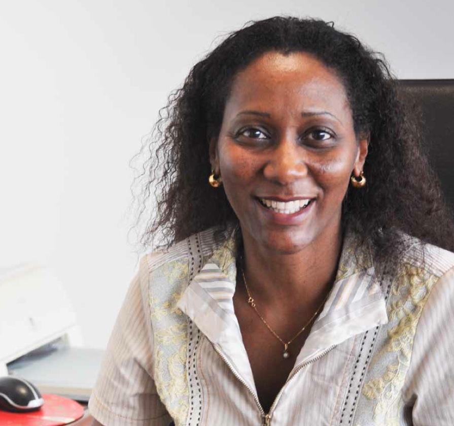 PATRICIA GLAUDIN : « Le travail finit toujours par payer »