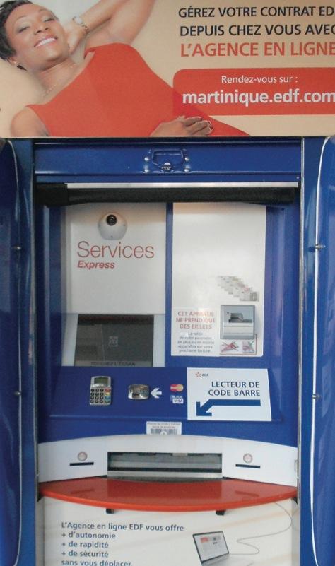 EDF Martinique : du nouveau pour payer votre facture