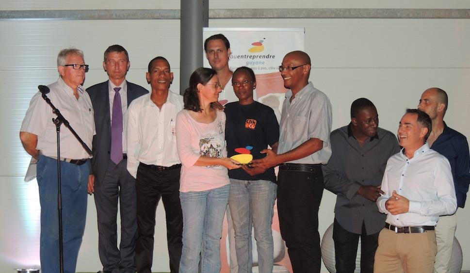 Réseau Entreprendre Guyane : Une soirée pour célébrer le goût d'entreprendre