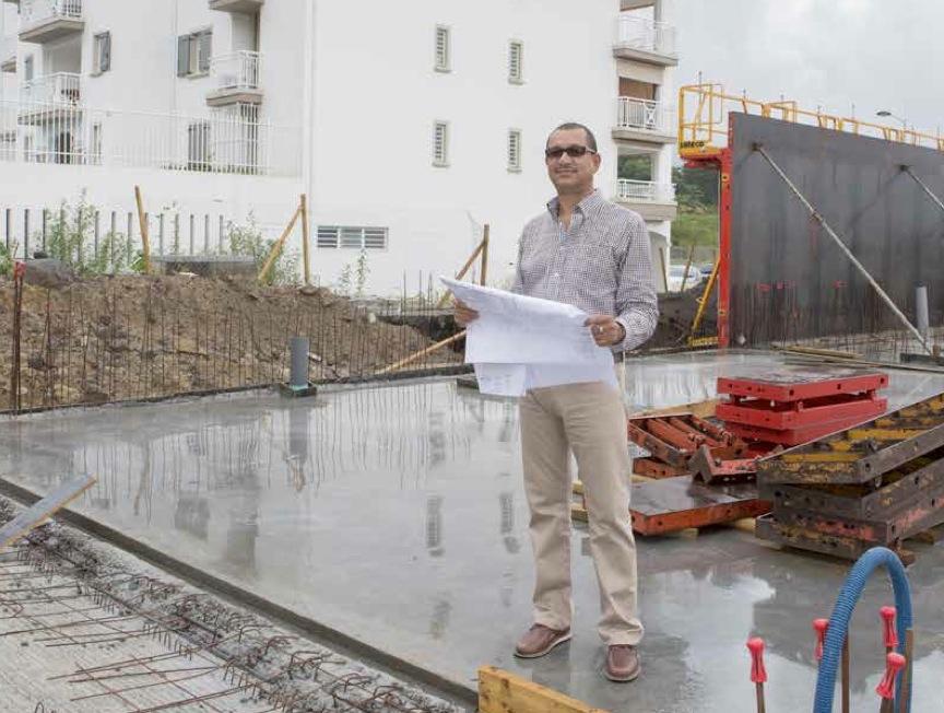 DOSSIER – Gilbert Vincent Sully : Construire des lieux de vie durables