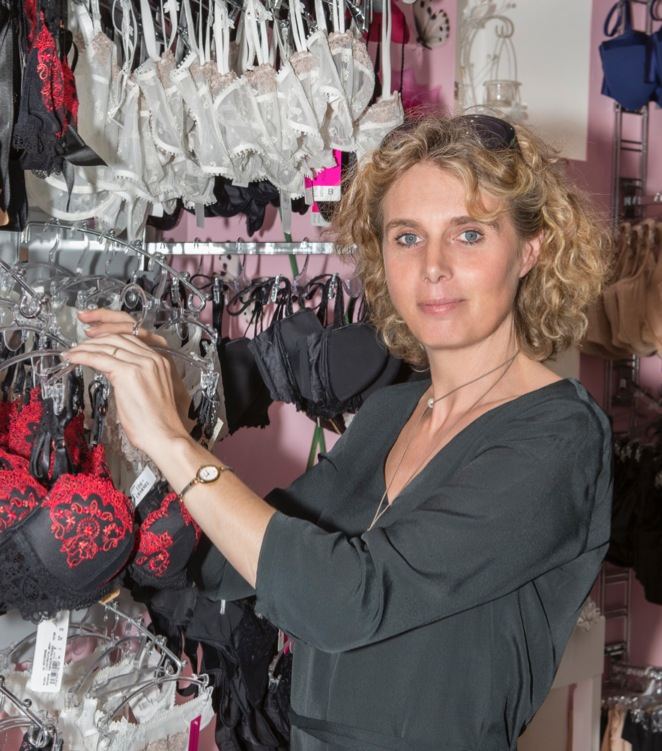 Katy Fournier : Les Dessous d'Eliza, un concept glamour et chic