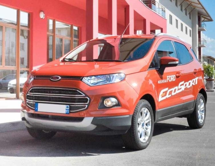 NCCIE : Ford EcoSport la puissance tranquille en mode grand confort