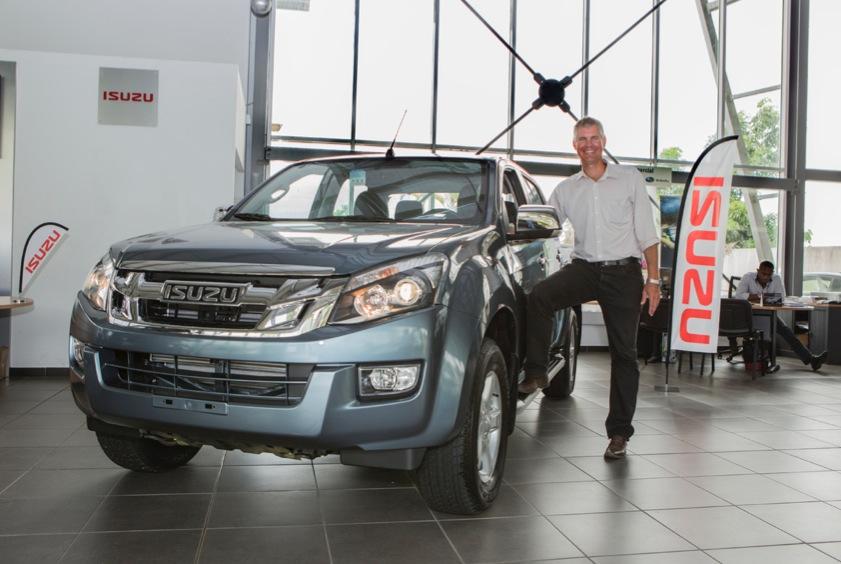 SORELOC : ISUZU, le leader mondial du pick-up, chez Lanes Automobiles
