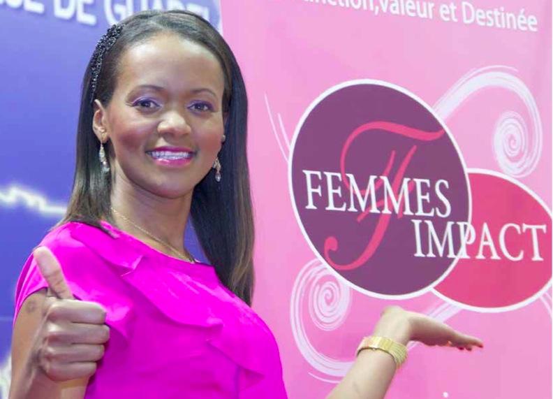 Karibéenne Impact Conférence des Femmes : Lève-toi et rayonne !