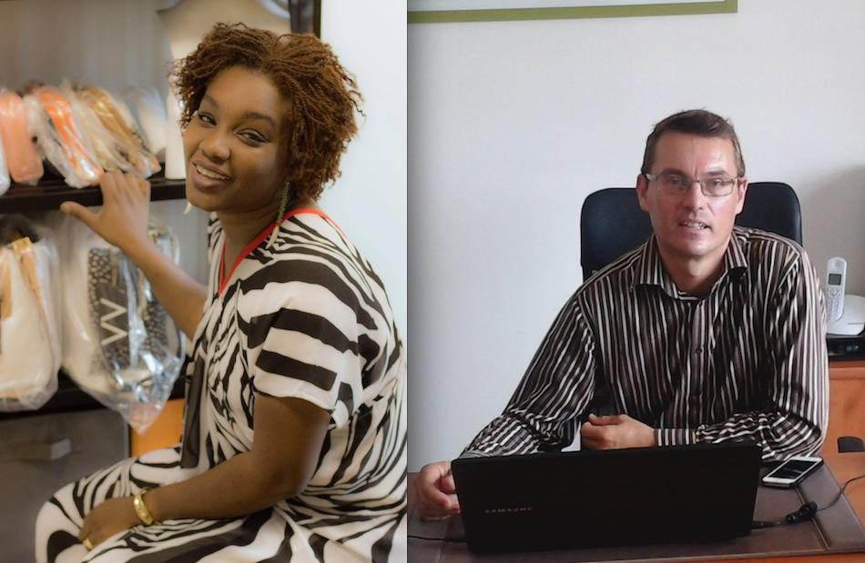 RÉSEAU ENTREPRENDRE MARTINIQUE : Regards croisés de deux chefs d'entreprise