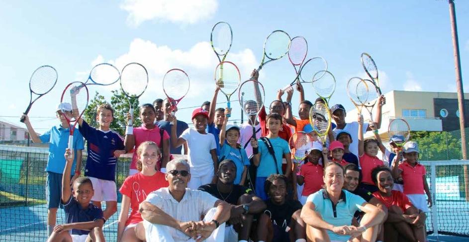 DOSSIER / PLANETE JEUNES : Tennis Club de Dugazon, une grande famille