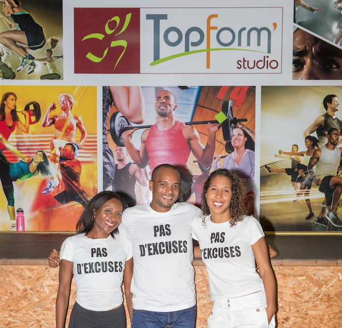 Top Form Studio s'installe au vert