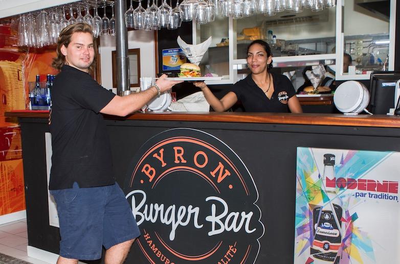 Byron Burger : Quentin Chailly réinvente le hamburger