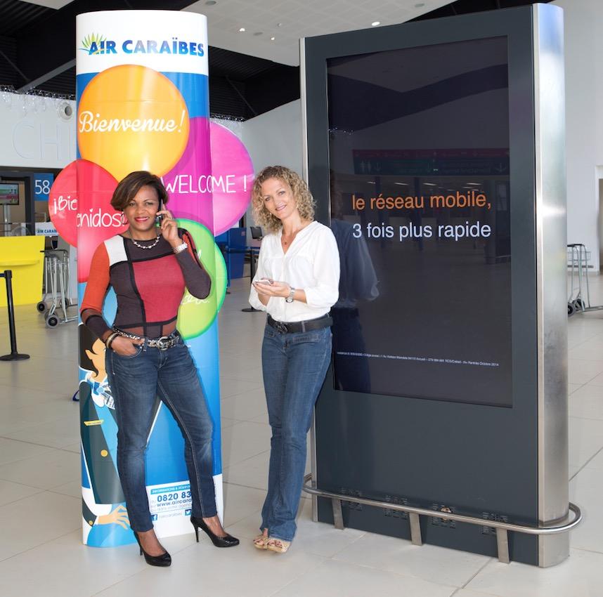 Air Caraïbes – Orange, l'alliance fidélité