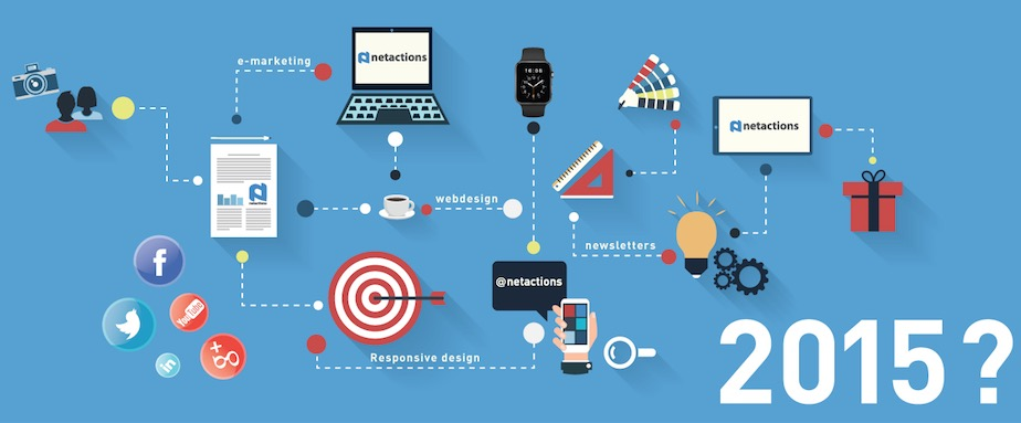 Netaction : Que sera le web en 2015 ?