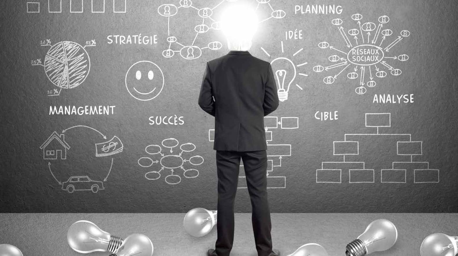Dossier / La création d'entreprise : parcours et accompagnement de projets