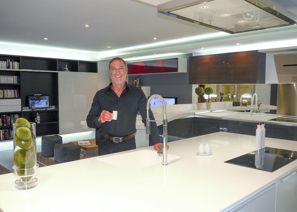 Mobilier Agencement Cuisine lance Miton Cucine et Kico Home elements