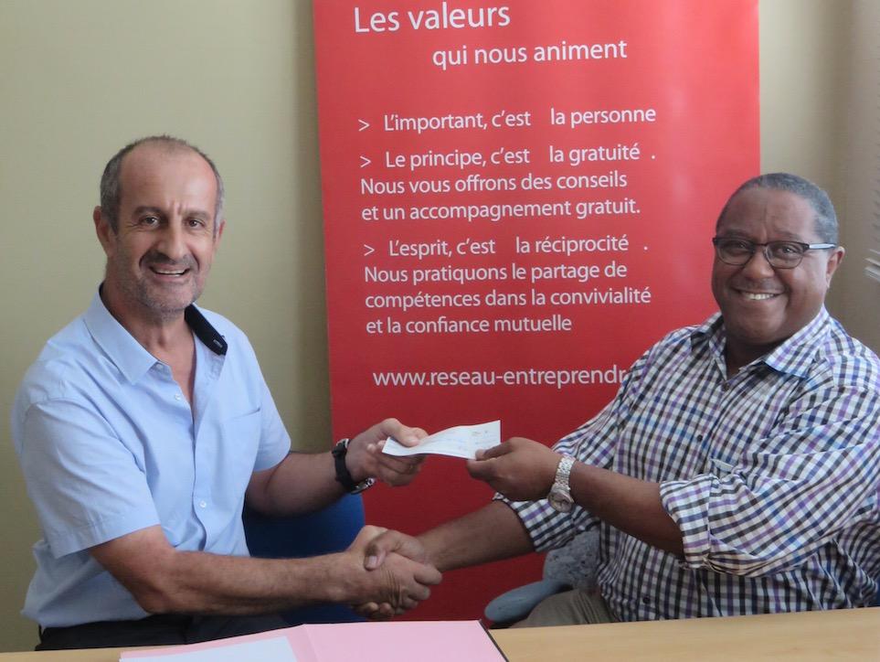 Réseau Entreprendre Martinique fête son 10ème lauréat