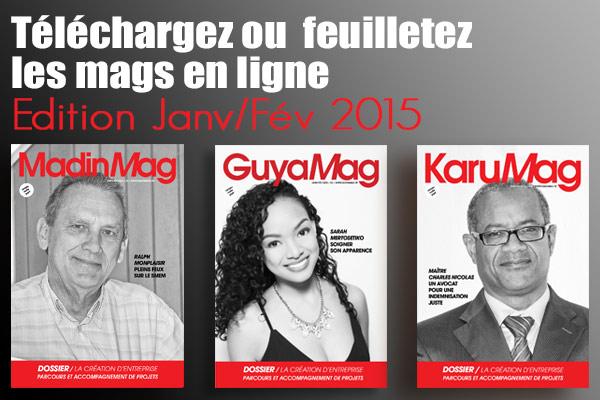 E-publications Edition Janv/Fév 2015
