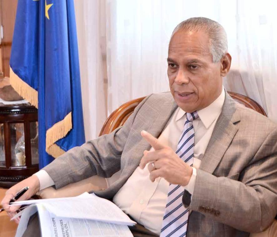 DOSSIER OUTREMER 2030 : Région Guadeloupe, voir plus haut et regarder plus loin