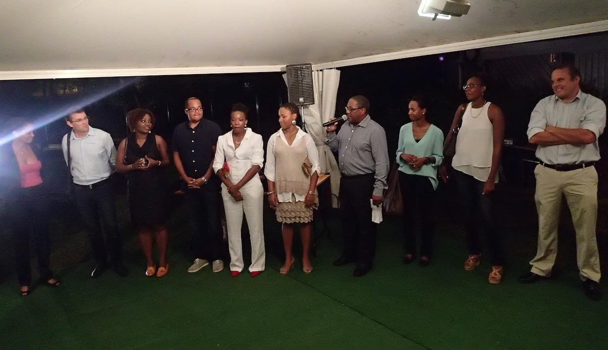 Réseau Entreprendre Martinique a organisé sa 1ère Conviviale 2015