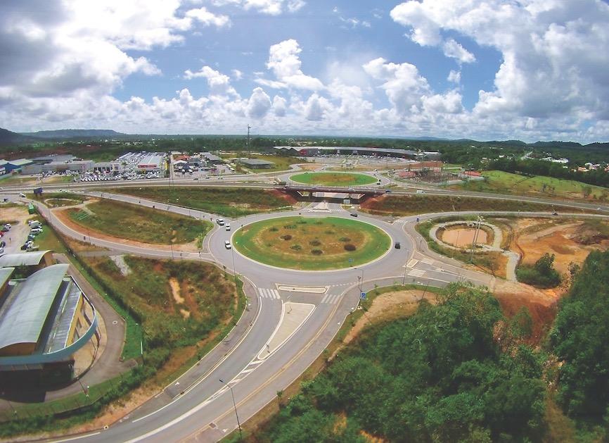 Eiffage Guyane, une stratégie en béton