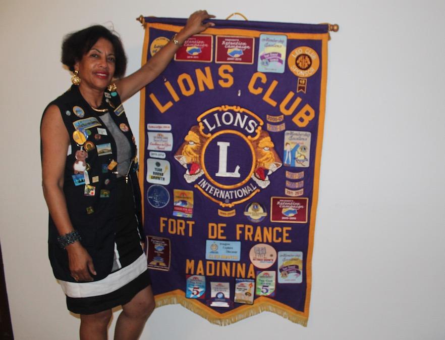 Le Lions Club Fort de-France Madinina