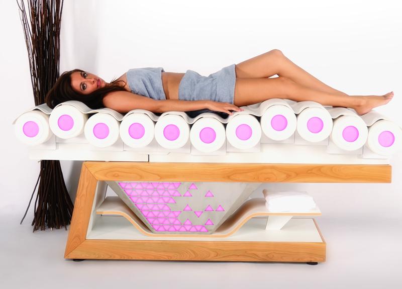 RISE, table de massage Design et Innovante