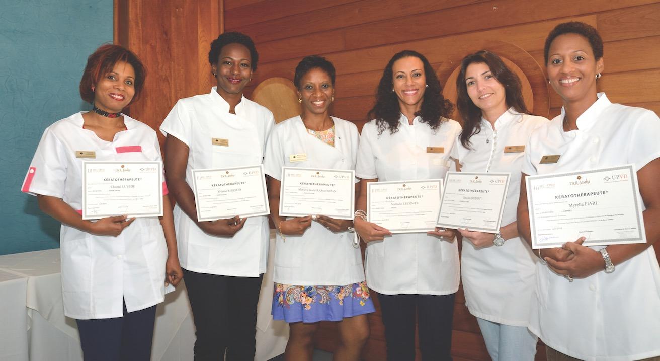 Cosmétiques West Indies : Kératothérapeute®, le nouveau métier de la beauté