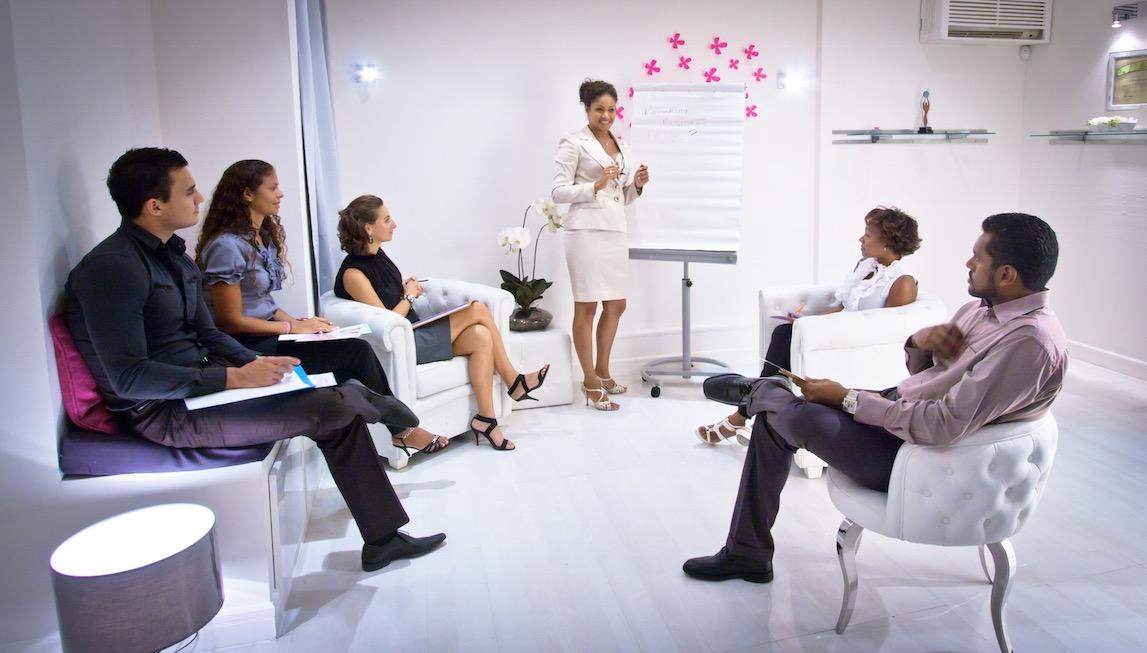 DOSSIER Entreprendre au féminin – Lauranza Doliman