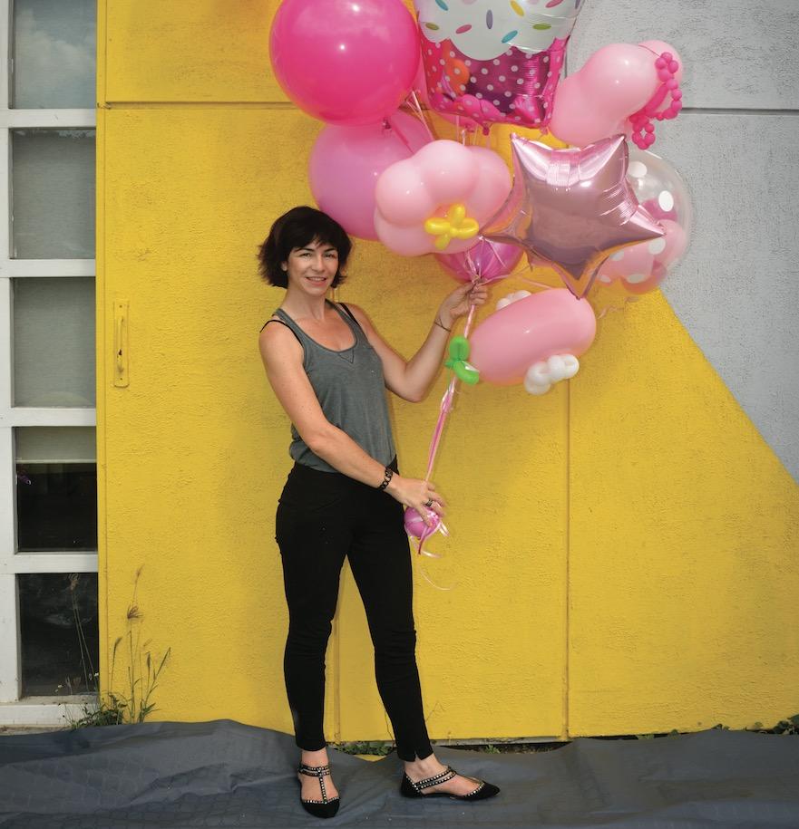 DOSSIER Entreprendre au féminin – Virginie Alzérat