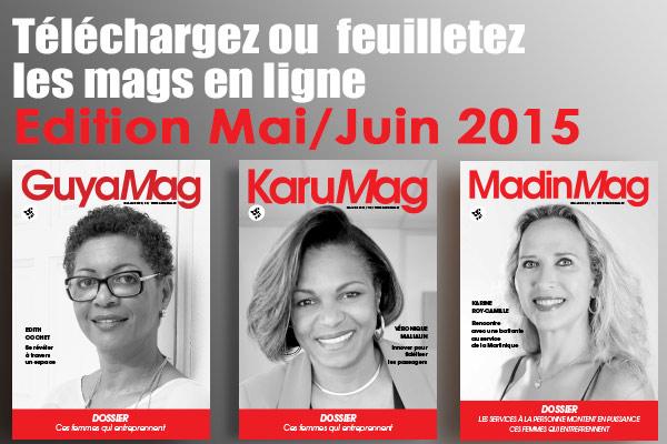 Les mags en epublication – Edition Mai Juin 2015