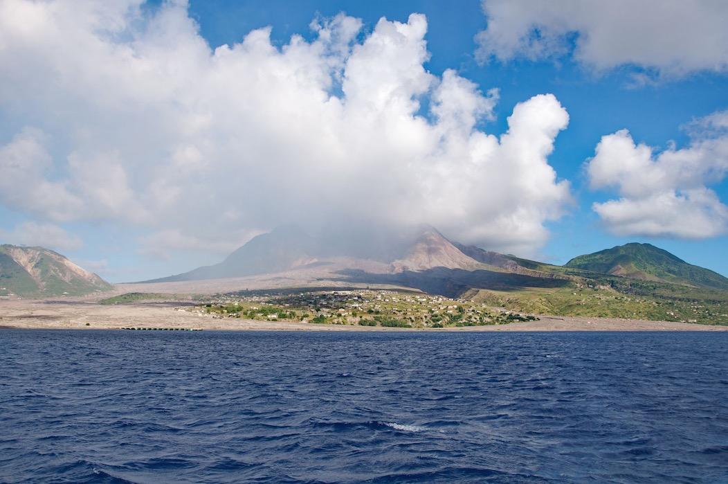 Cap sur Sainte-Lucie et Montserrat