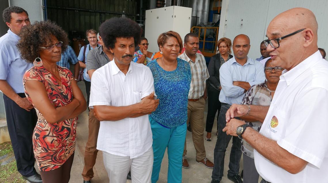 L'actualité de Ceser Guyane