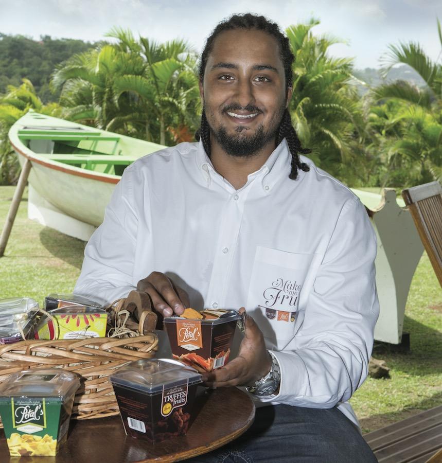 DOSSIER BIO : Carib'fruits ou comment déguster des fruits autrement