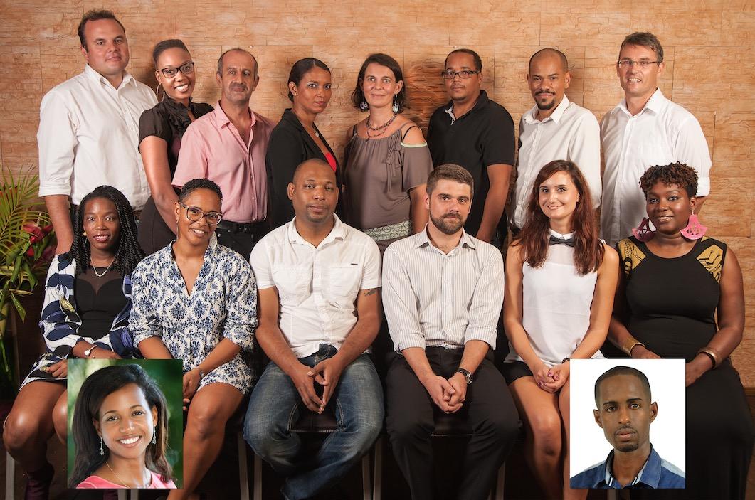 Les lauréats de Réseau Entreprendre Martinique