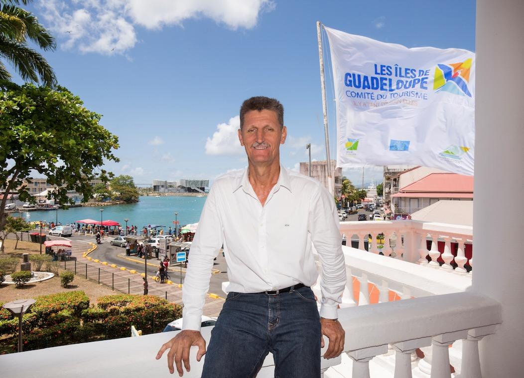CTIG : Hilaire Brudey porte haut les couleurs des îles de Guadeloupe