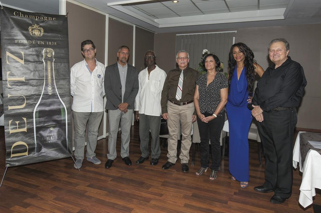 Le Dîner de Mirella : la Martinique, terre de diplomatie